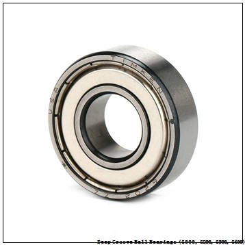 timken 6207-ZZ-NR Deep Groove Ball Bearings (6000, 6200, 6300, 6400)