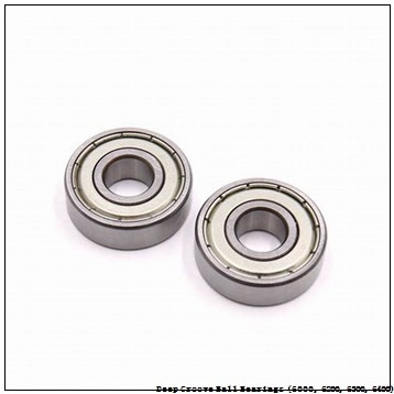 timken 6016-Z-NR Deep Groove Ball Bearings (6000, 6200, 6300, 6400)