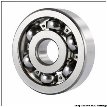12.7 mm x 19.05 mm x 3.967 mm  skf D/W ER1212 Deep groove ball bearings