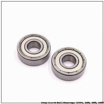 timken 6010-RS-C3 Deep Groove Ball Bearings (6000, 6200, 6300, 6400)