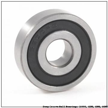 timken 6207-Z-NR Deep Groove Ball Bearings (6000, 6200, 6300, 6400)