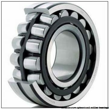 110 mm x 240 mm x 80 mm  SNR 22322.E.F803 Double row spherical roller bearings