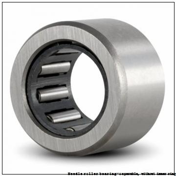 NTN RNAO-45X55X17 Needle roller bearing-separable, without inner ring