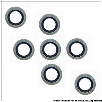 skf Z 209 Power transmission seals,Sealing washers