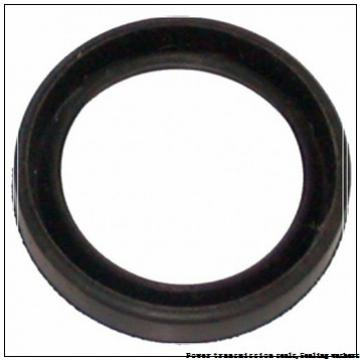 skf Z 307 F Power transmission seals,Sealing washers
